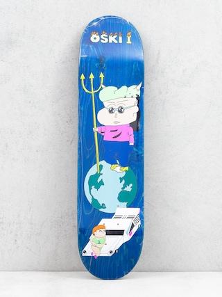 Deck Polar Skate Oskar Rozenberg Oski 1 (blue)