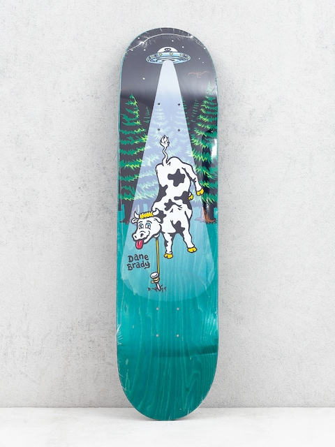 Deck Polar Skate Dane Brady Poker Night (teal)