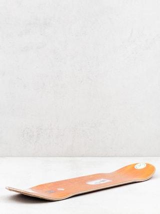 Deck Polar Skate Oskar Rozenberg Castle Hood 2 (orange)