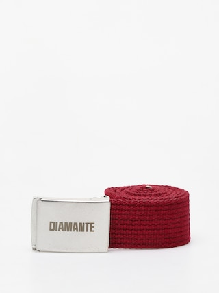 Pasek Diamante Wear Diamante Classic (burgundy)
