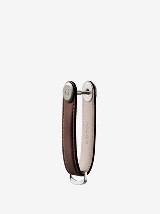 Futerau0142 na klucze Orbitkey Leather 2.0 (espresso/brown)