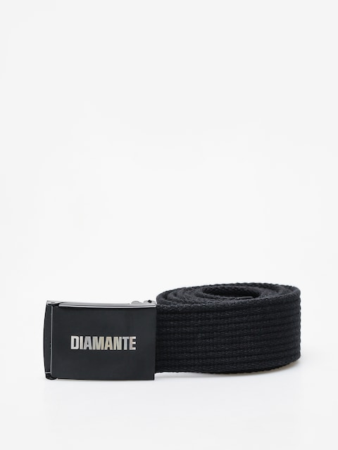 Pasek Diamante Wear Diamante Classic (black/black)