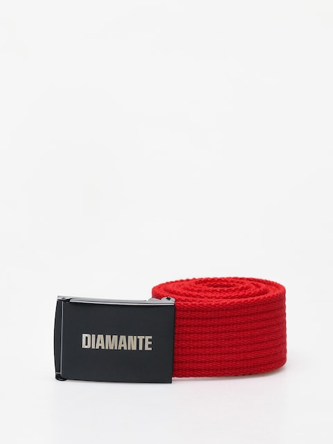Pasek Diamante Wear Diamante Classic (red/black)