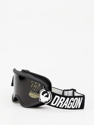 Gogle Dragon MXV (coal/lumalens jet)