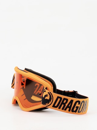 Gogle Dragon MXV (break orange/lumalens amber)