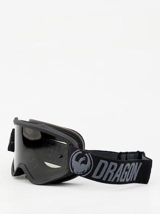 Gogle Dragon MXV (black/smoke)