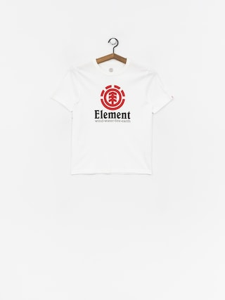 T-shirt Element Vertical Boy (optic white)