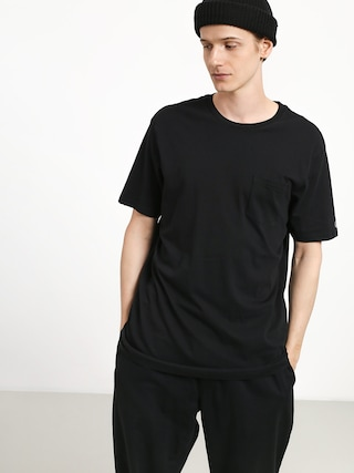 T-shirt Volcom Solid Pocket (blk)