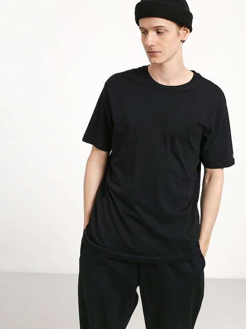 T-shirt Volcom Solid Pocket