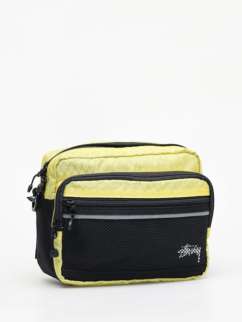 Torba Stussy Diamond Ripstop (lime)