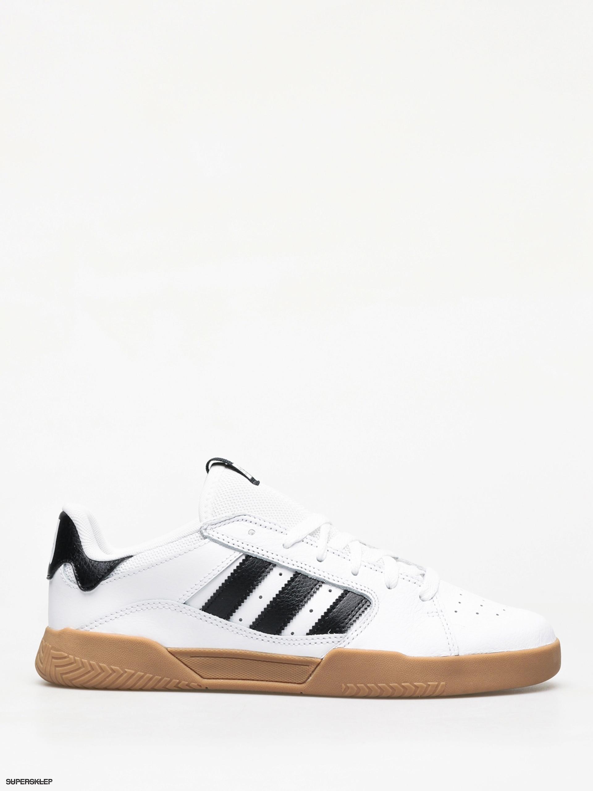 d11ca579e64ae Buty adidas Vrx Low (ftwr white/core black/gum4)
