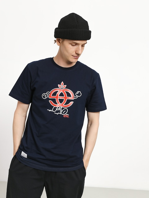 T-shirt Elade Icon Happy (navy)