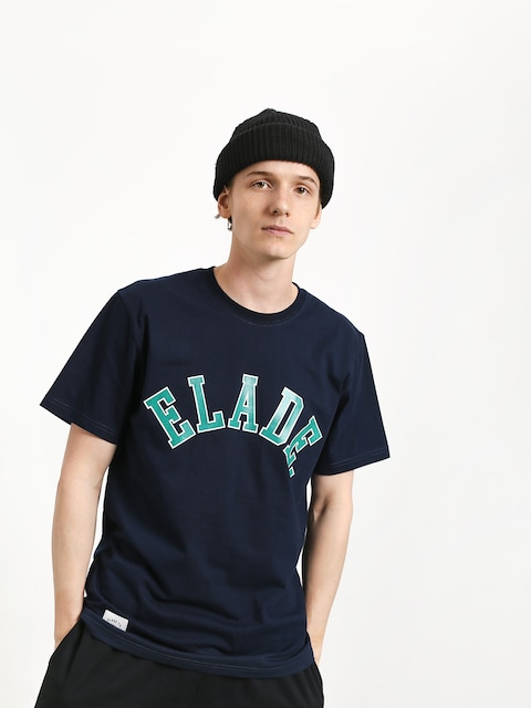 T-shirt Elade College (navy)