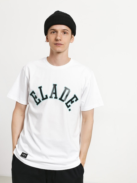 T-shirt Elade College (white)