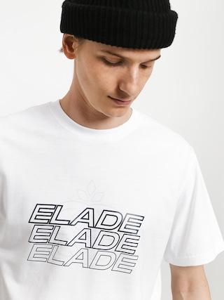 T-shirt Elade Mutli Logo Elade (white)