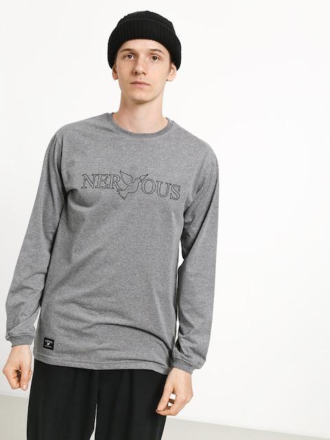 Longsleeve Nervous Classic (grey)