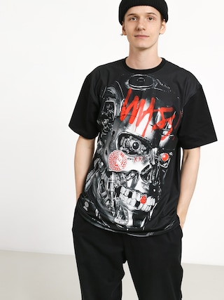 T-shirt MassDnm T800 (multicolor/black)