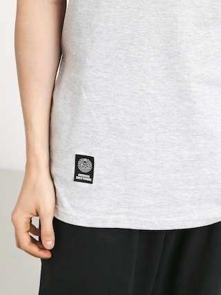 Koszulka MassDnm Signature Medium Logo (light heather grey)