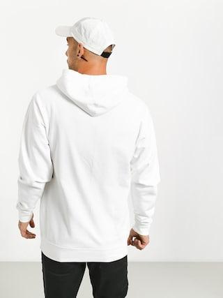Bluza z kapturem Diamond Supply Co. Stoned Again HD (white)