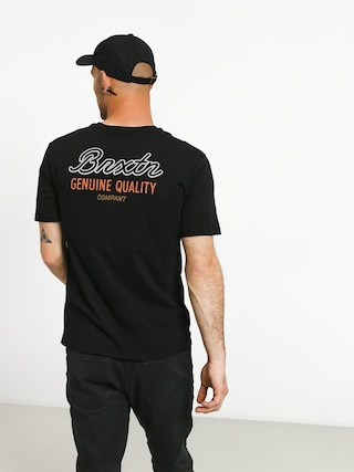 T-shirt Brixton Sprint Pkt (black)