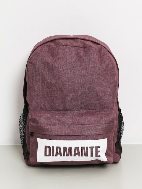 Plecak Diamante Wear Boxlogo (burgundy jeans)