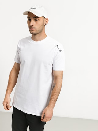 T-shirt Stoprocent Base Smalltag (white)