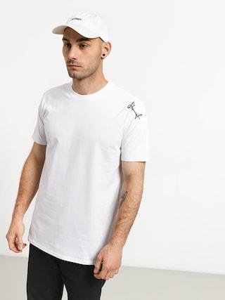T-shirt Stoprocent Base Smalltag (white)