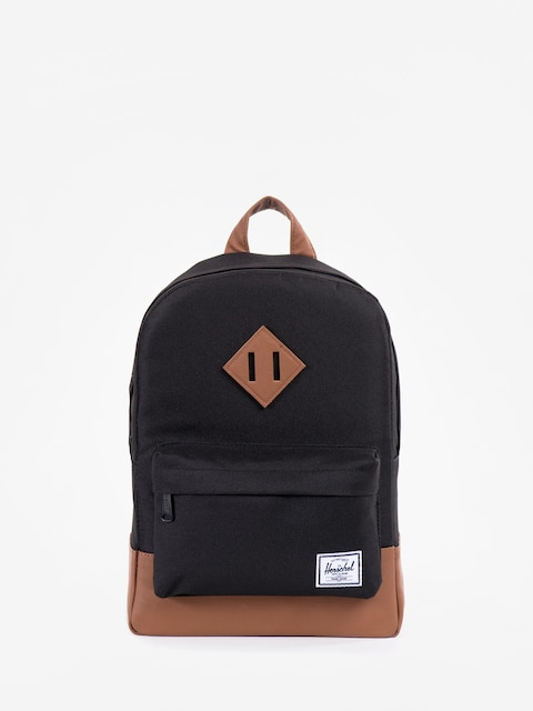 Plecak Herschel Supply Co. Heritage Kids (black/tan)