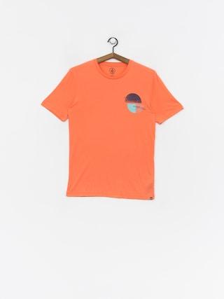 T-shirt Volcom Over Ride Dd (slm)