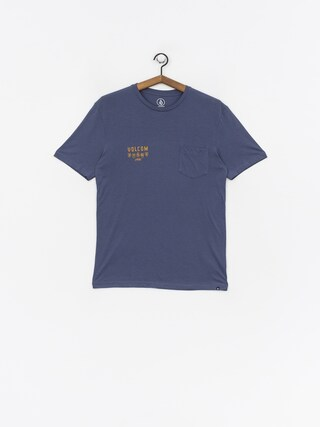 T-shirt Volcom Hellacin Dd (dpb)