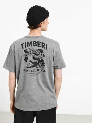 T-shirt Element Supply Co (grey heather)