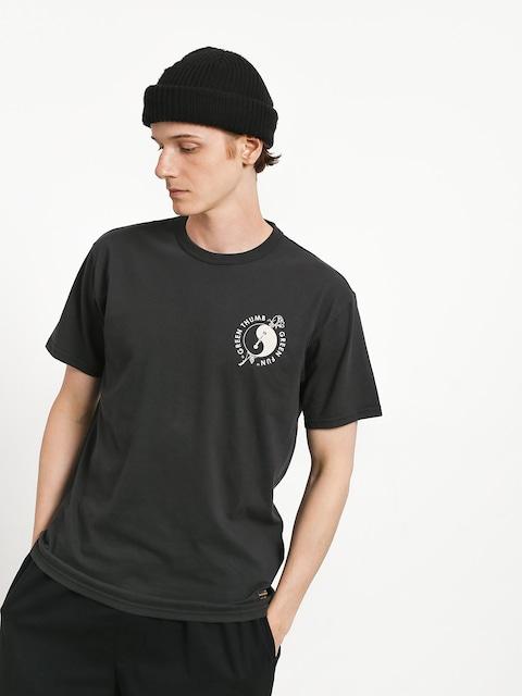 T-shirt Levi's Graphic (green thumb jet black multi)