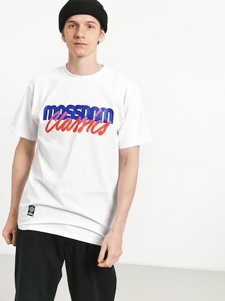 T-shirt MassDnm Postscript (white)
