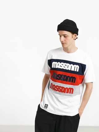T-shirt MassDnm Separate (white)