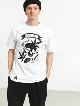 T-shirt MassDnm Last Pleasure (white)