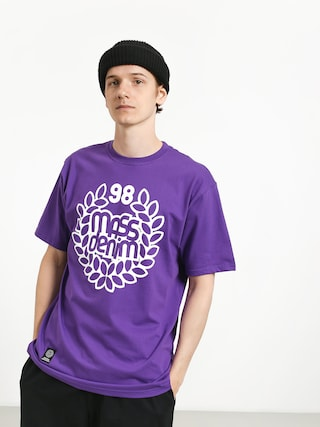 T-shirt MassDnm Base (purple)
