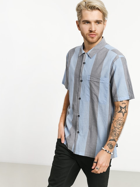 Koszula Stussy Bold Stripe (blue)