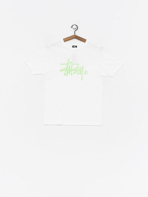 4e8e97ca45 T-shirt Stussy Basic Logo Wmn