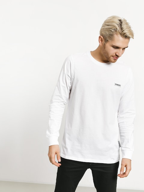 Longsleeve Diamante Wear Basic (white)
