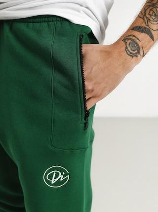 Spodnie Diamante Wear Di Hipster Haft Drs (bottle green)