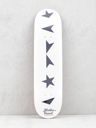 Deck Malita Sign Db (white)