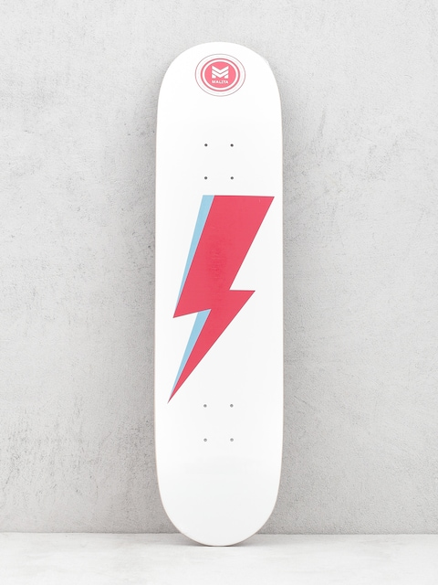 Deck Malita Thunder Db (white/red)