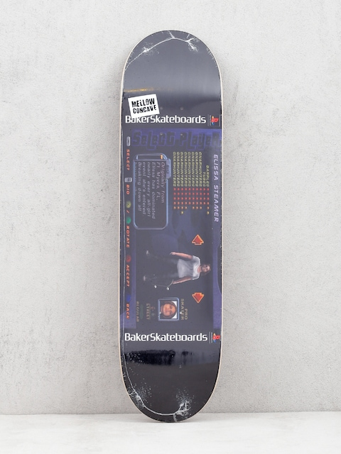Deck Baker Es Player Select (black)