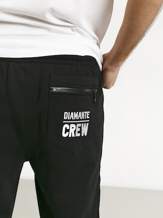 Spodnie Diamante Wear Diamante Crew Drs (black)