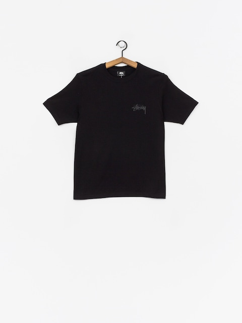 T-shirt Stussy Stock Wmn (black)