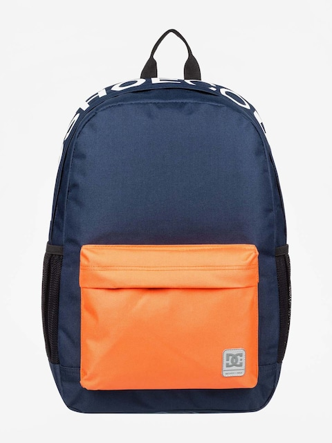 Plecak DC Backsider Cb (black iris/orange p)