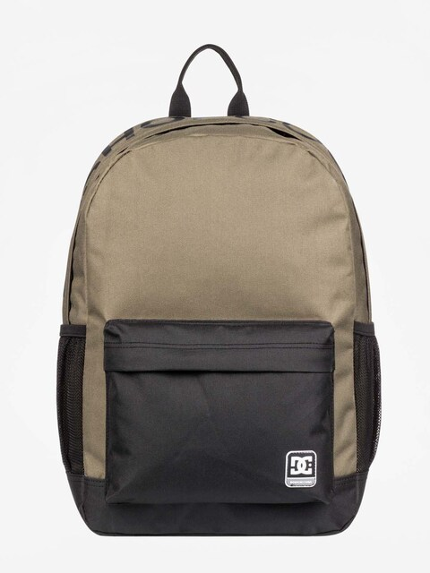 Plecak DC Backsider Cb (fatigue green/black)