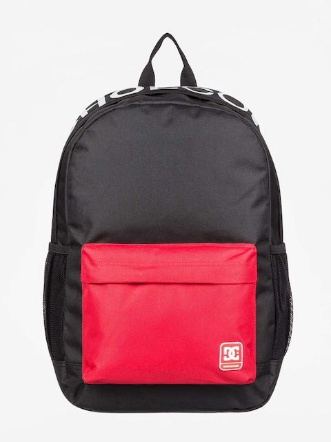 Plecak DC Backsider Cb (black/racing red)