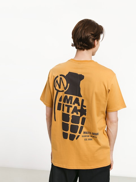 T-shirt Malita Grenade (honey)