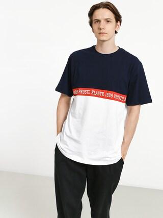 T-shirt Prosto Road (navy)